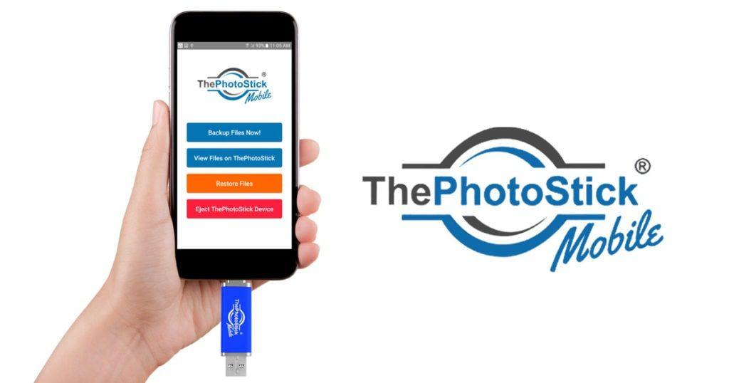Photo Stick para iphone
