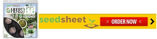 SeedSheets Buy Now