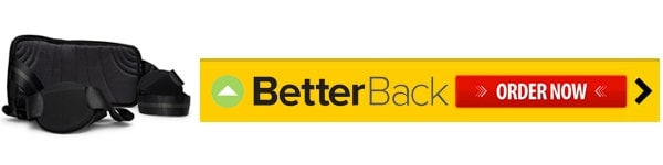 Betterback offer