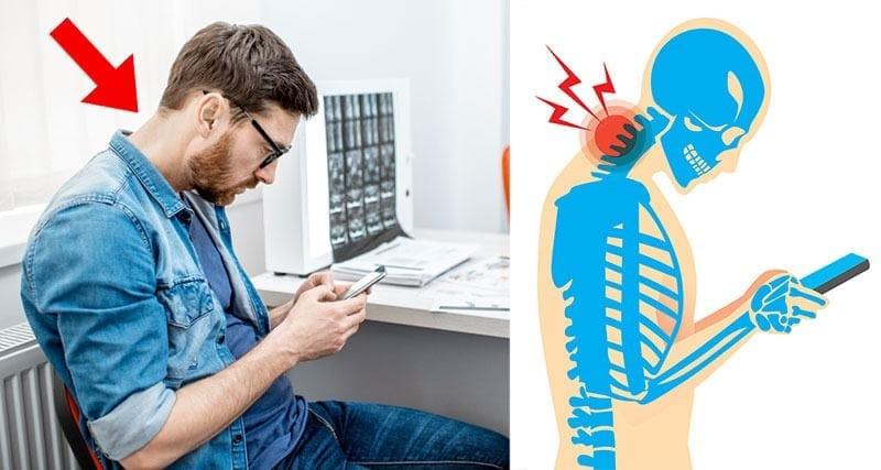 neck massager gadget