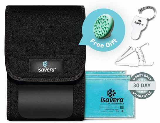 Sistema de congelamento de gordura Isavera