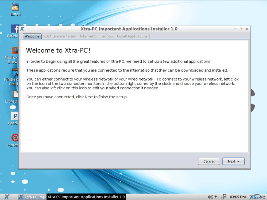 installa Xtra PC Pro
