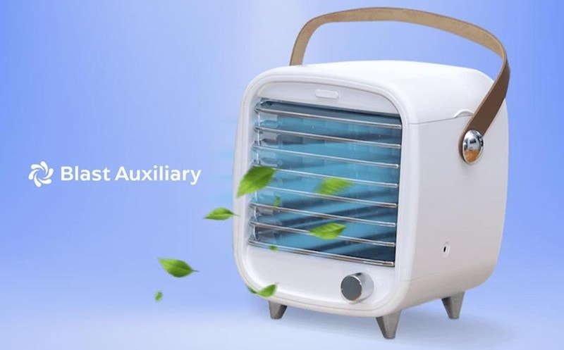 Blast Auxiliary Portable AC