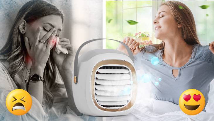 Blast Auxiliary Portable Humidifier Review