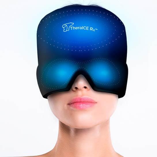 Cappello TheraICE Rx per alleviare il mal di testa