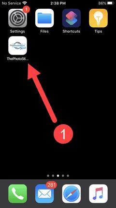 ThePhotoStick Mobile NEW app