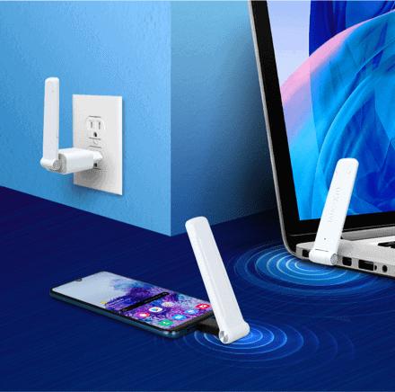 What makes RangeXTD USB Wifi Repeater so unique?