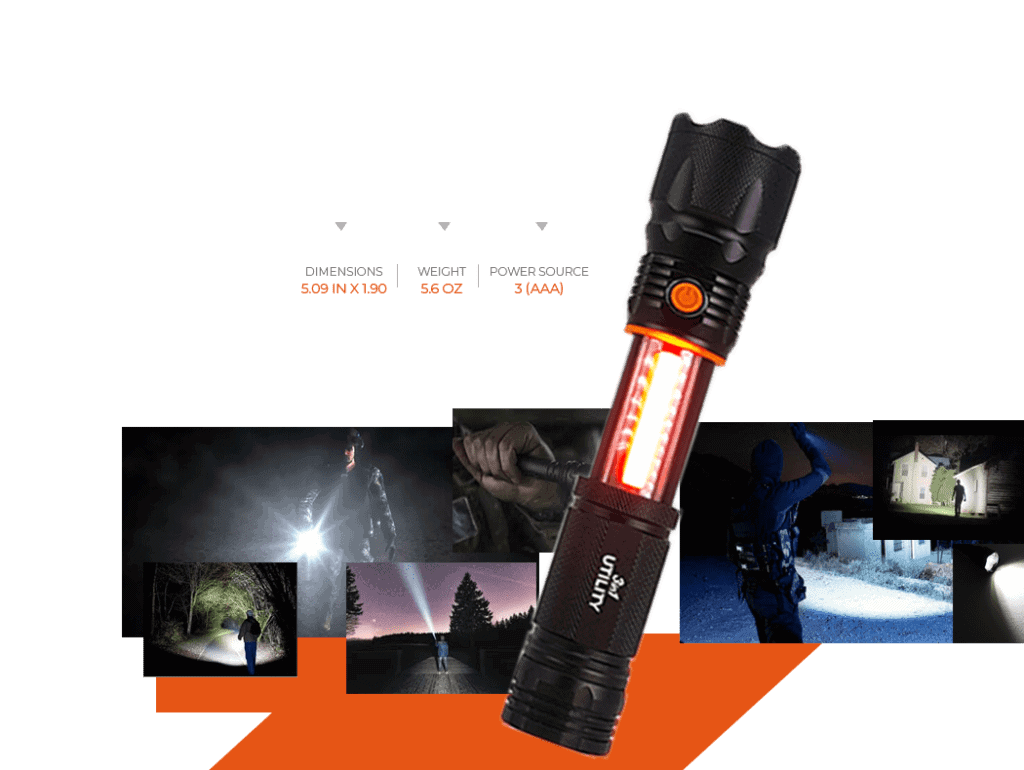 An image of 1Tac 3 in 1 Utility Light