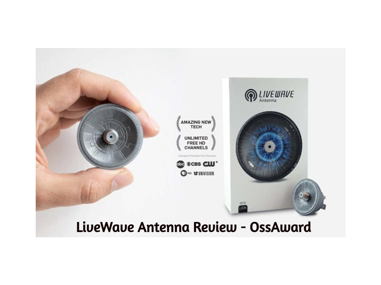 Examen de l'antenne Livewave