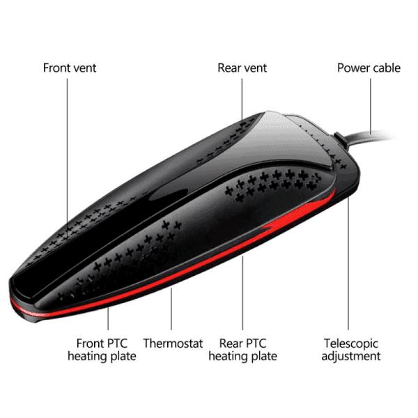 ShoeSterilizer Pro is a super cool innovative tool designed