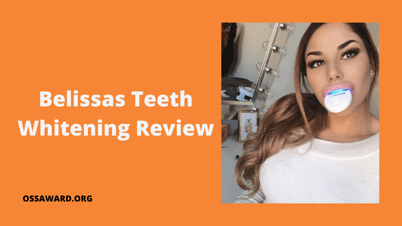 Recensione di sbiancamento dei denti Belissas