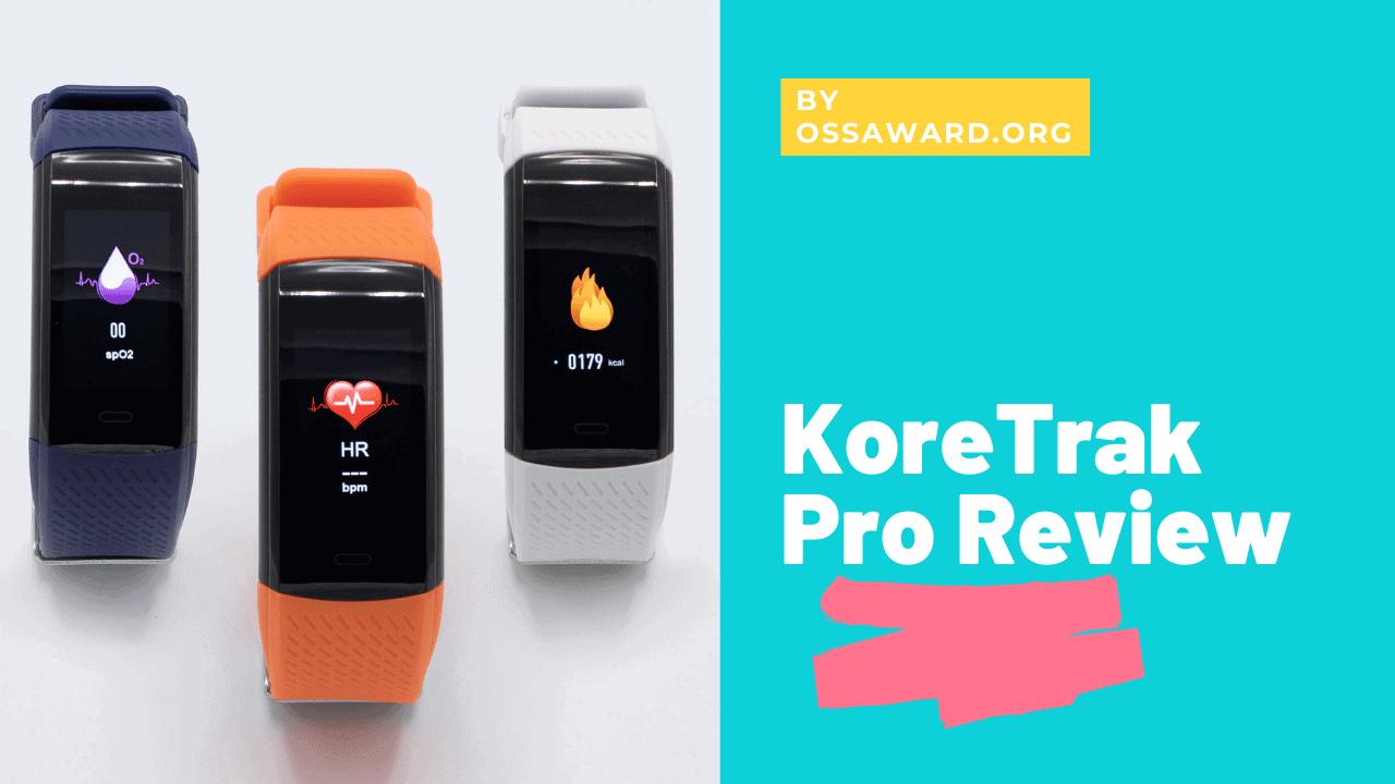 סקירת KoreTrak Pro