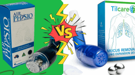 AirPhysio vs TilCare