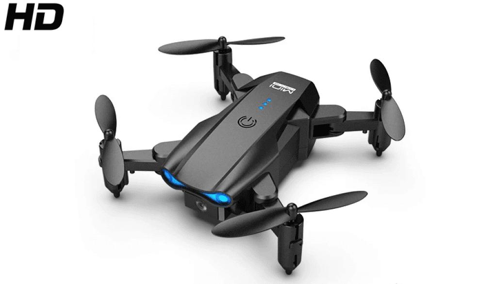 Como usar o Drone XS Quadcopters