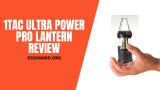 Revisão da lanterna 1TAC Ultra Power Pro 2021