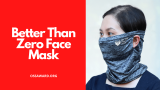 Revisão da máscara facial melhor do que zero - é seguro?