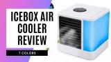IceBox Air Cooler Review 2021: il condizionatore portatile Ice Box funziona?