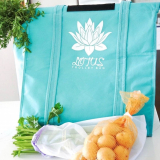 Lotus Trolley Bag Review - meest georganiseerde herbruikbare tas ter wereld