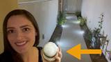 Análise da luz do sensor de movimento LED portátil Lumenology